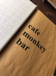 cafe monkey bar
